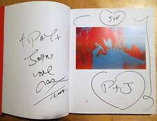 PETER MAX - SIGNED  & Inscribed.  The Art of Peter Max. Abrams 2002 in dj