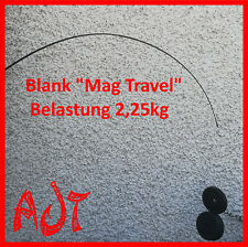 "Rodbuilding DIY Blank ""Mag Travel"" 7ft 2,1m  CW -70g Line 10-25lbs Pike Peacock"