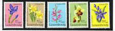 Luxembourg Sc B308-12 MNH    1976    flowers  cat 4.65