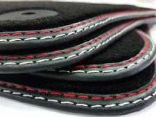S-Line Fußmatten für AUDI Q5 SQ5 8R Bj.08-17 Original Qualität Velours Matten