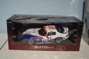 Autoart Dodge Viper GTS-R LeMans GT2 98 M.Duez 1:18 Scale Diecast 89924