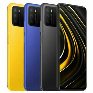 "Xiaomi Smartphone POCO M3 4+128G 6000mAh Ladung 6.53 ""display Globale Version"