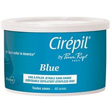 Cirepil The Original Blue Wax Beads by Perron Rigot - Tin, 400g/14.11 oz. NEW