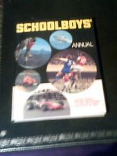 SCHOOLBOYS ANNUAL, Published 1970, Children's Annual, Vintage Book,