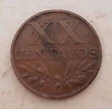 Pièce monnaie coin munt 1956 - 20 centavos - Republica portuguesa