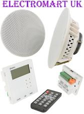 Amplificador De Bluetooth FM Radio estéreo kit de los altavoces de techo 20 W Usb Sd Fm