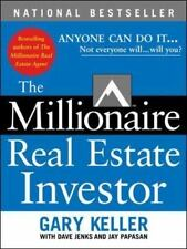 Millionaire Real Estate Investor PAPERBACK JENKS Learn to Get Rich Flip House