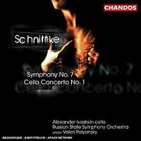 lfred Schnittke - Schnittke: Symphony No.7/Cello Concerto No.1 [CD]