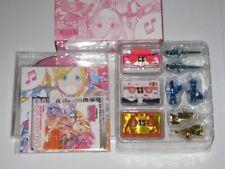Transformers E-hobby Kiss Players CassetteSundor, Rosanna, Glit MIB