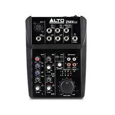 Alto Profesional Audio Zephyr Zmx52 Compact 5 Channel Mixer