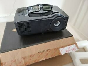 Optoma H181X DLP 3d Projector. with glasses.