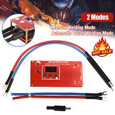 Portable Mini Spot Welder Machine Kit Battery Various Welding Power Supply Q1c2