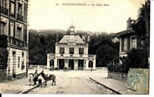 (S-24932) FRANCE - 95 - MONTMORENCY CPA