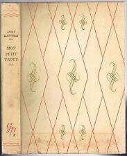 Mon PETIT TROTT par André LICHTENBERGER illustré par Maurice LEROY Jeunesse 1961