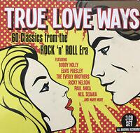ID1398z-Various Artists-True Love Ways-CD-