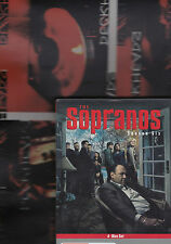 sopranos season 6 part 1(4 dvd set) region 4