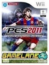 PRO EVOLUTION SOCCER 2011 (Wii) KONAMI Video Games