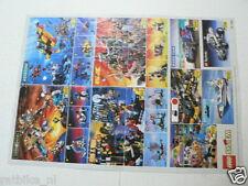 LEGO BROCHURE FLYER CATALOG TOYS 1996 DUTCH 2 PAGES 085