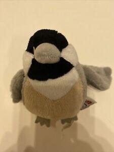 Ganz Webkinz Lil Kinz Chickadee HS501 NO CODE Plush Toy Zoo Stuffed Animal