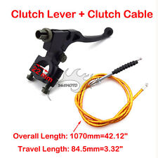 Clutch Lever Cable Gold For 90cc 110cc 125cc Chinese Pit Dirt Bike SSR Thumpstar