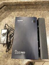Panasonic KX-TDA50 PBX  3x - KX-T7633  3x - Kx-T7625