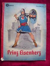 Prinz Eisenherz - 2. Band     Badischer Verlag  orig.