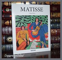 Henri Matisse by Essers Art Paintings New Sealed Deluxe Large Hardcover Gift