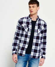 Superdry refined Lumberjack l/s Shirt