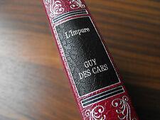 L'Impure, Guy Des Cars, éditions de Crémille 1973 Livre