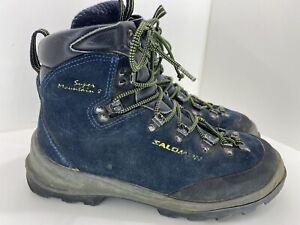Salomon Super Mountain 8 Mountaineering Boots Mens Size US 10
