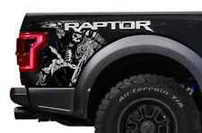 Ford Raptor F150 SVT Rear Quarter Panel Graphic Kit Truck Decal Set 15-18 REAPER