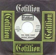 RONNIE HAWKINS - ONE MORE NIGHT - COTILLION - WLP 45
