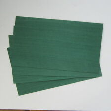 Forest green dyed veneer, 2.25 square feet