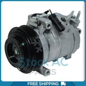 New A/C Compressor for Chrysler 300 / Dodge Challenger, Charger / Jeep..