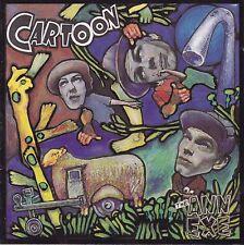 CARTOON The Annexe CD EP - New