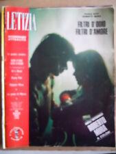 LETIZIA Fotoromanzo n°217 1973 con Poster Roberto Mura ed. Lancio  [G578]