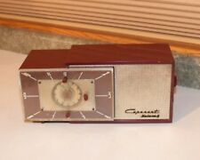 Capehart Bakelite Clock Radio TC-62
