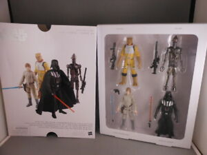 """Star Wars The Empire Strikes Back Episode V 3.75"""" Figure 4 Pack Set IG-88 Bossk"""
