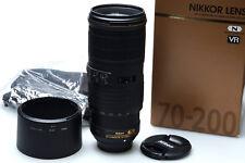 Nikon Nikkor 70-200 mm f/4 g AF-S ed VR SWM if n
