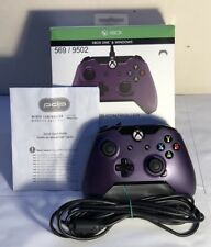 WIRED Xbox One Controller -PDP Licensed Purple Edition (USED)