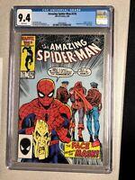 Amazing Spider-Man #276 CGC 9.4 WP