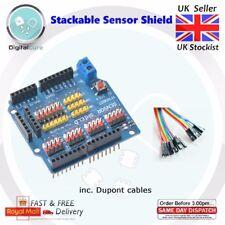 Sensor Shield Expansion Board V5 for Arduino- UNO MEGA2560 Servo Motor Bluetooth