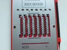 Taschen - Rechner mit Rechenstift ADD, Subtr. Multiplikation