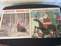 2 New Sealed Christmas LP~Vintage Limited Collector's~B F Goodrich~Realistic