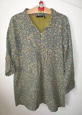 *IKKS* Sehr hochwertige, wunderschöne Tunika-Bluse aus Frankreich, Gr.XS
