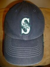 Franchise SEATTLE MARINERS Team Fitted BASEBALL HAT Cap Size LARGE Cool MLB Nice