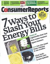 Consumer Reports Magazine October 2010 Burgers Car Insurance Retirement