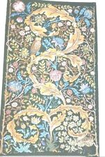 ***CHART ONLY** Tapestry Wallhanging  Panel *** CHART ONLY****William Morris Owl