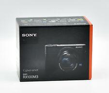 Sony Cyber-shot DSC-RX 100M3 DSC-RX100 III 20,2 Megapixel WIFI Zeiss NEU OVP