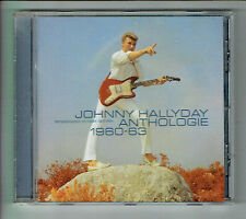 Johnny HALLYDAY Disco CD ANTOLOGÍA 1960 / 63- MERCURY PHILIPS 534851-2